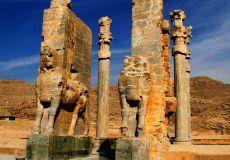 پایتخت های سلطنتی ایران