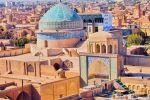 در ایام نوروز، فقط پیاده می توان در بافت تاریخی یزد گشت